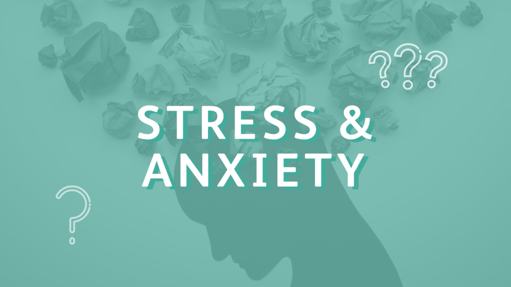 Dealing with stress & anxiety surrounding COVID-19