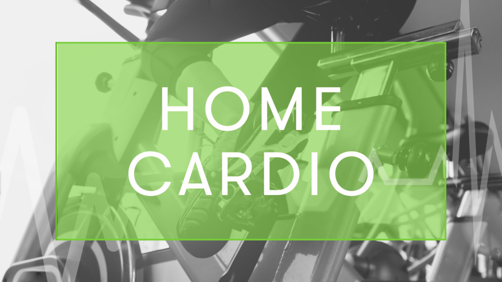 Home cardio: how to get your heart rate up without leaving your home