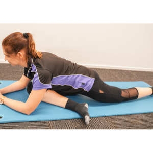 Gluteal Stretch - Pigeon pose​