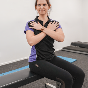 Spinal rotations - Seated thoracic rotations​
