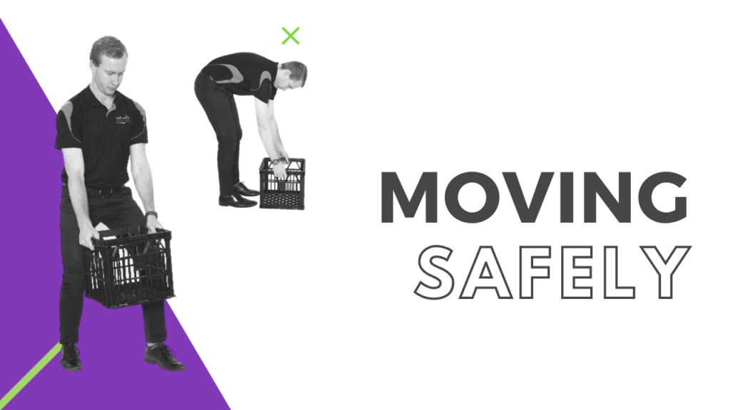 Moving safely part two: how to protect your spine during heavy lifting