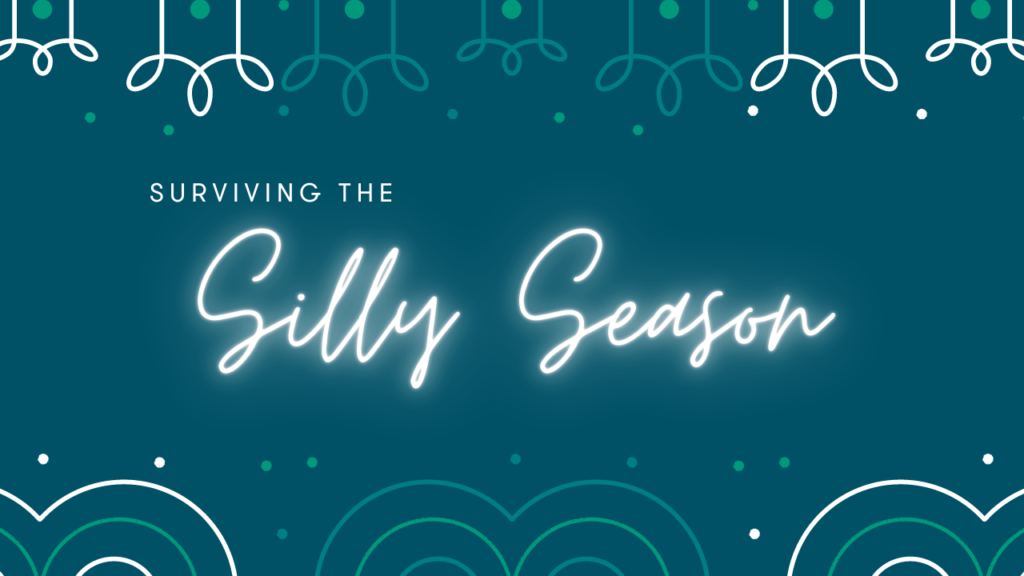 Surviving the silly season: tips to remain healthy over the Christmas period